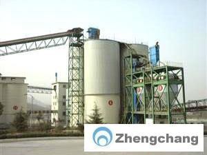 Cement building industry